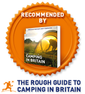 Rough Guide to Camping In Britain